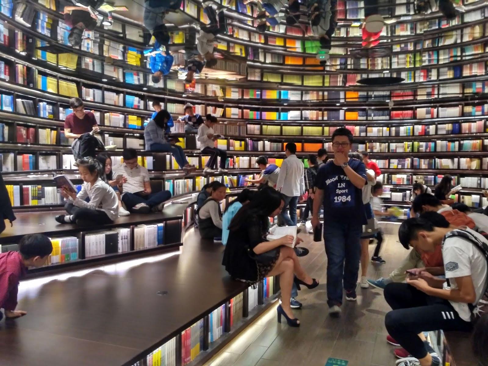 10 Best Bookstores in China – Catherine Arnett